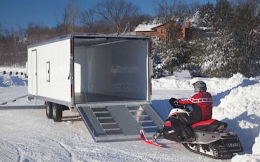 Automotive Tips: Snowmobile Trailers – Things You Need To Know