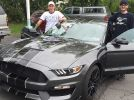 Story of 32 year old Vinnie and his Mustang Shelby GT350