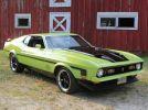 1st gen Grabber Lime 1971 Ford Mustang Mach 1 V8 For Sale