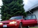 3rd generation 1993 Ford Mustang LX hatchback For Sale