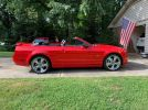 5th gen red 2006 Ford Mustang GT convertible V8 For Sale