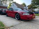 4th gen 1995 Ford Mustang GT Turbo 347 Stroker HCI For Sale