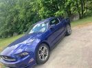5th generation blue 2014 Ford Mustang V6 automatic For Sale