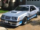 3rd gen 1984 Ford Mustang Saleen 5spd manual 400 HP For Sale