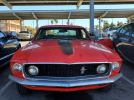 1st generation red 1969 Ford Mustang 289 V8 automatic For Sale