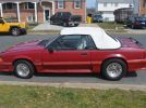 3rd gen 1987 Ford Mustang GT convertible 5spd manual For Sale
