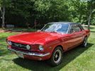 1st generation red 1965 Ford Mustang 289 V8 For Sale