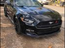 6th generation black 2016 Ford Mustang GT 5.0 V8 For Sale