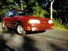 3rd gen 1988 Ford Mustang Super Stock race car For Sale