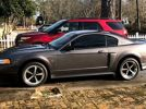 4th gen grey 2003 Ford Mustang Mach 1 5spd manual For Sale